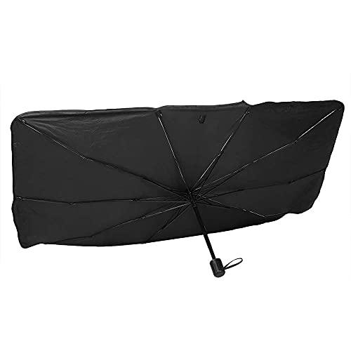 BOTOPRO - BrellaShade, el Parasol para el Coche en Forma de Paraguas para Proteger el Interior del Coche y Reducir el Calor, Protector Solar para Luna - Anunciado en TV