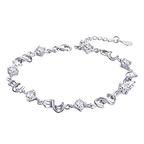 Cadeaux d'anniversaire beau bracelet réglable de mode #29