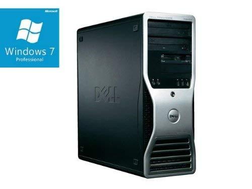 Dell T5500 Precision/Intel Xeon 2 x W5530 @ 2.4 gHz // NVIDIA Quadro FX1800 768 MB/8192 MB/1.0 TB/DVDRW/Ethernet LAN/W7PRO64 // // Retail Orange / , 1 Choice (Certified Refurbished)
