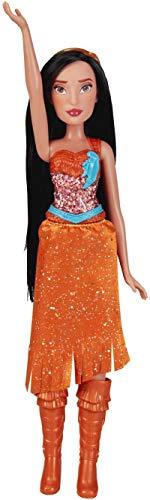 Disney Princess Shimmer Pocahontas Fashion Doll