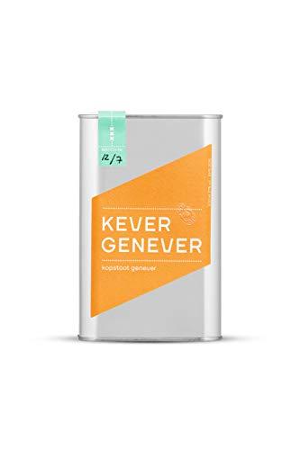 Kever Kopstoot - Dein bester Freund zusammen mit einem Weihenstephaner Weizenbier. Handgemachter Genever aus Holland. (1 x 0,5L ) - 37%