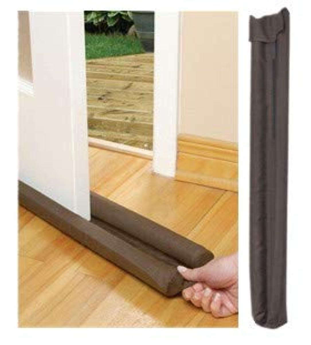 適性迅速怒りPIKANCHI ドア用 下部テープ 隙間テープ 隙間風防止 気密 騒音防止 防虫 防塵 防音 貼り付け不要 取り付け簡単 カット可能