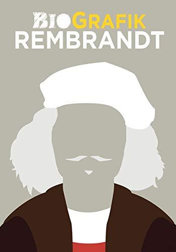 Rembrandt: BioGrafik. Künstler-Biografie. Sein Leben, seine Werke, sein Vermächtnis in 50 Infografiken
