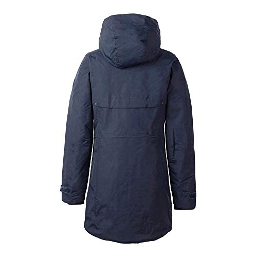 Didriksons Frida 3 Parka Damen Dark Night Blue Größe EU 44 2019 Jacke