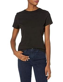 Hanes Women s Nano T-Shirt Large Black