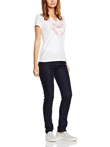 Levi's Medium Demi Bold Curve Skinny, Jeans Donna, Blu (Blau (RICHEST INDIGO 0245)), 38