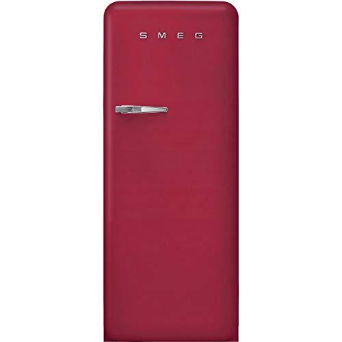 Frigorífico 1P. SMEG FAB28RDRB5 Rojo Rubi 1.54m
