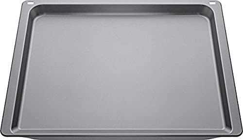 Bosch HEZ531000 pieza y accesorio de hornos Bandeja para hornear Gris - Piezas y accesorios de hornos (Bandeja para hornear, Bosch, Gris, 1,16 kg, 430 mm, 470 mm)