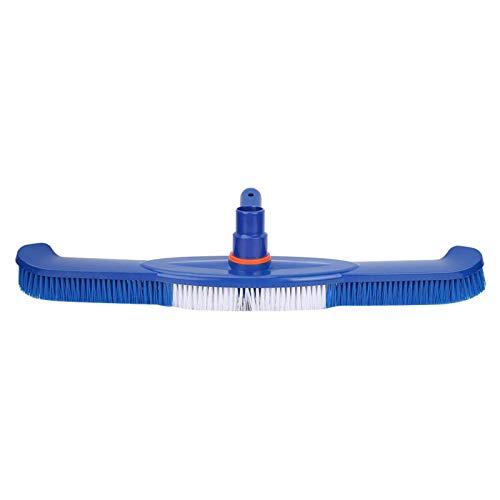 Sollmey Cepillo Limpiador de Cepillo de Cabeza de aspiración de succión de Piscina Herramienta de Limpieza por Encima del Suelo