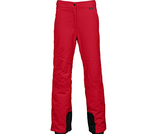 Bergson Damen Skihose Lucky, Chinese red [104], 40 - Damen