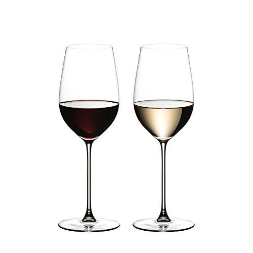 RIEDEL RIEDEL Veritas, 6449/15, 2-delig, voor witte en rode wijnen, 395 ml, kristalglas, 6449/15