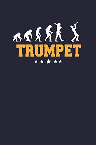 Trumpet PAPER NOTEBOOK