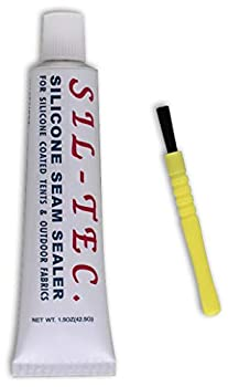 VAUDE - Silicone Seam Sealer repair kit- Set réparation tente ,42.5 ml