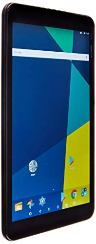 Ematic 8-Inch Android Tablet - 7.1 Nougat, Quad-Core 16GB Tablet, Google Play Store EGQ182