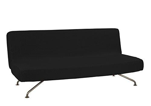 Martina Home Schutzhülle Sofa klick Klack Funktion Modell Tunez 39x60x6 cm Schwarz