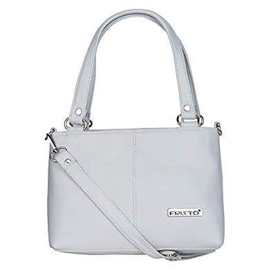 Fristo Women's Kaira Handbag & Sling Bag(FRBN-007)(Light Blue)