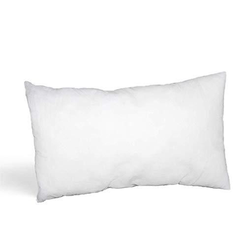 LILENO HOME 1er Set Kissenfüllung 50 x 70 cm - waschbares Innenkissen geeignet für Allergiker - Polyester Kisseninlet als Couchkissen, Sofa Kissen, Cocktailkissen und Kopfkissen