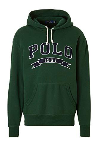Ralph Lauren Herren Poloshirt MClassics1, Grün, Grün S