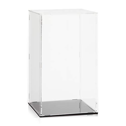 vitrina transparente fabricante Juvale