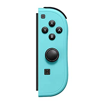 Right Joycon Controller Compatible with Switch,Switch Joy Con Controller  R  Support Wake-up Function  Light Blue