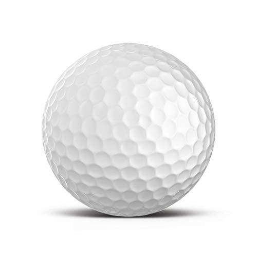 Ge24 Blanko Golfball - Individuell Bedruckt mit Ihrem Text Bild oder Logo (3)