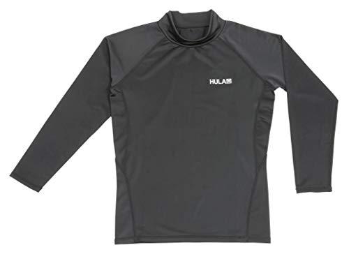 キャプテンスタッグ(CAPTAIN STAG) ラッシュガード レディース 長袖 UPF50+ UVカット Mサイズ ブラック UX-1002