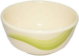 Royalford 3.5-inch Melamine Ware Super Rays Round Bowl - Portable, Lightweight Bowl Breakfast Cereal Dessert Serving Bowl...