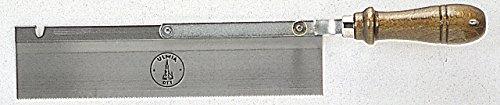 Feinsäge gekröpft 250 mm Sägeblatt umlegbar Gesamtläne 375 mm