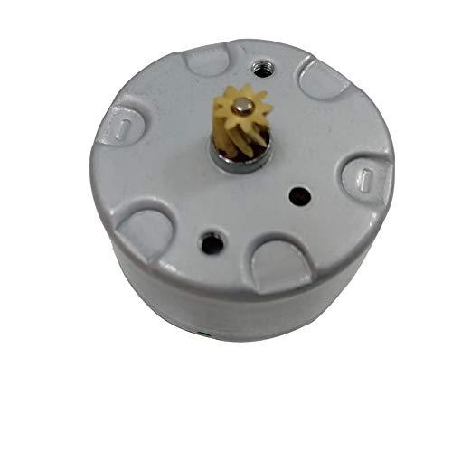 LICHIFIT Motor de cepillo lateral para aspiradora Roborock S5/S6/S5 MAX Robot Reparación Pieza de Repuesto