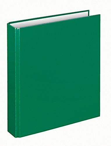 Veloflex 1153040 ringmap Basic, ringband, mappen, DIN A5, 4-ring-mechaniek, 196 x 230 x 30, karton, groen