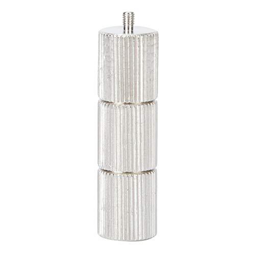 Equilibrio de peso Aleación de aluminio, Contrapeso liviano Fácil de transportar