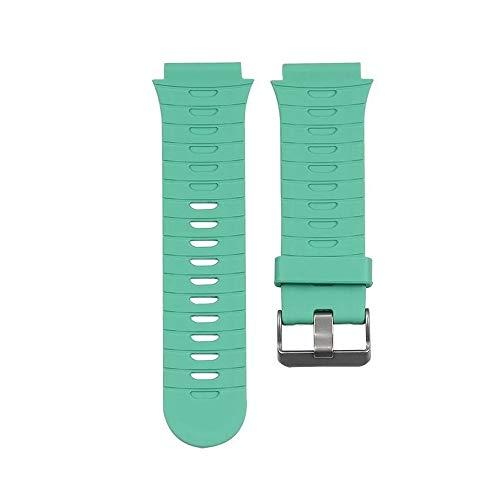 Pulseira de Silicone com Fecho de Metal para Relógio Garmin 920x, Estilosa, Elegante, Confortável, Várias Cores, Material de Alta Qualidade e Durabilidade - Marca 4Fitness