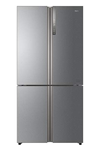 Haier HTF-710DP7 CUBE Serie Kühl-Gefrier-Kombination / Multi Door / 190 cm / 428 L Kühlteil / 200 L Gefrierteil / ABT / Humidity Zone / Dry Zone / Switch Zone / Total No Frost