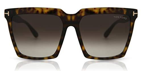 Tom Ford Damen Sonnenbrillen FT0764, 52K, 58