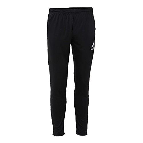 SELECT Pants Argentina Pantalon de survêtement I Noir I large