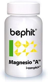 MAGNESIO + VITAMINA B6 BEPHIT - 30 cápsulas 650 mg
