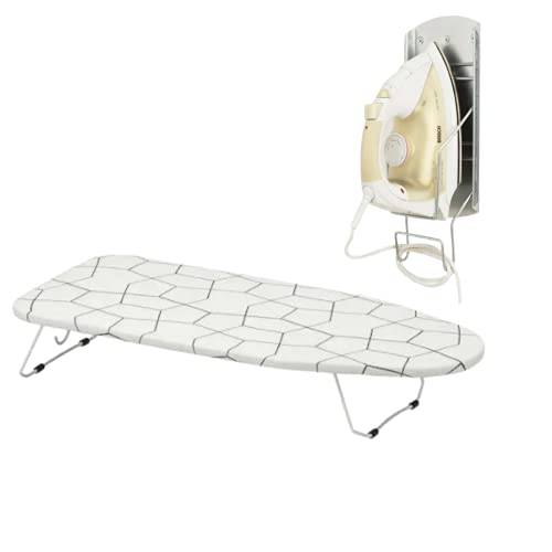 Ikea 4260179723254JÄLL Table top Ironing Board - Polyester, white, 73cm x 32cmx 13cm.