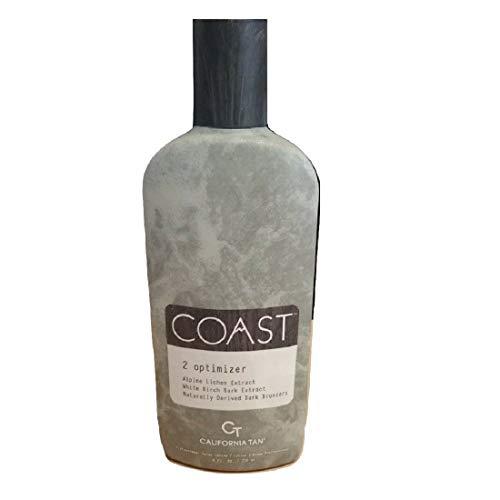 CT Coast Optimizer Step 2 Bronzer Lotion 8 ounce
