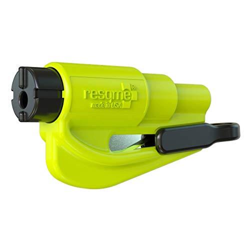 RESQME 98730 - Llavero de seguridad (2 en 1, 1 unidad), color amarillo