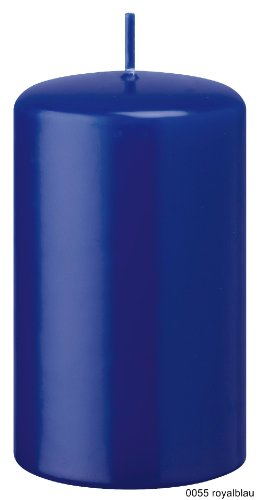 ARTmanFR Bougies Homely Lot 3 PCS Bougies d/écoratives Bleu