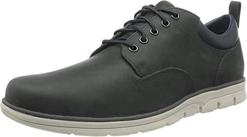 Timberland Herren Bradstreet 5 Eye Oxford Schuhe, Grau (Medium Grey Full Grain), 46 EU