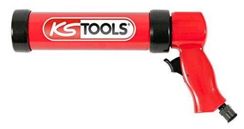 KS Tools 515.3920–Pistola de silicona neumática 600ml