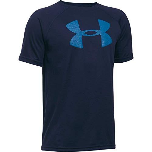 Camiseta Infantil Masculina de Treino Under Armour Tech Big logo