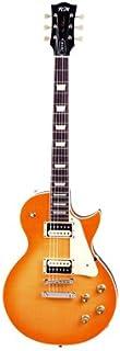 FGN fgls10ldp Neo Classic LS 10Plain Top Guitarra zitronendrop