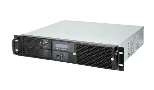19 Zoll Server Gehäuse 2HE / 2U - IPC-G238 - 38cm kurz