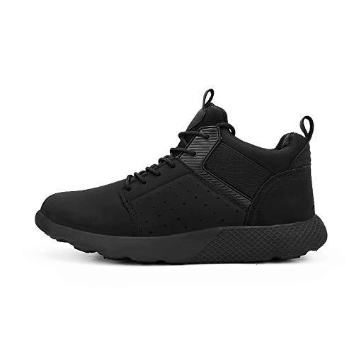Zapatillas Altas para Hombre Botines Zapatos Botas Aire Libre Botas Impermeables