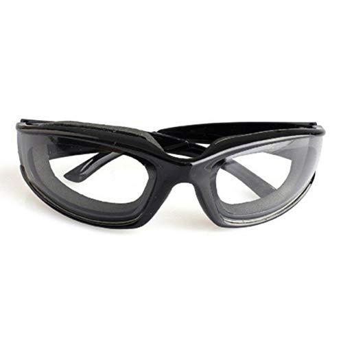 PowerBH Cocina Cebolla Cortar Gafas protectoras especiales Gafas deportivas antideslumbrantes