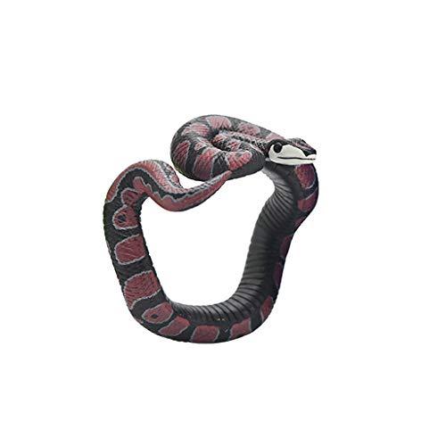 Dalanden Simulation Python Toy Bracelet Resin PVC Material Educational Gift Toy for Kid Girl Boy