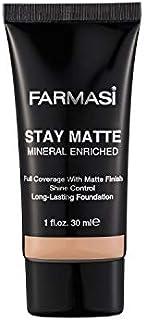 (03) - Farmasi Stay Matte Foundation, Neutral, 30 ml./1 fl.oz. (03)