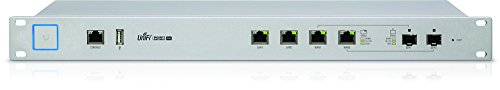 Ubiquiti USG-Pro-4 Router Gateway (CE, FCC, IC, 10.100.1000 Mbit/s)